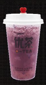 Grape tea - transparent