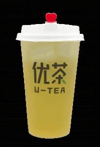Japan premium tea - transparent