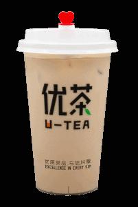 Original milk tea (transparent)