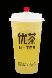 Pineapple tea - transparent