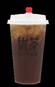 Rose iron tea - transparent