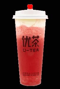 Watermelon lychee - transparent